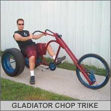 gladiator chopper trike from atomiczombie.com