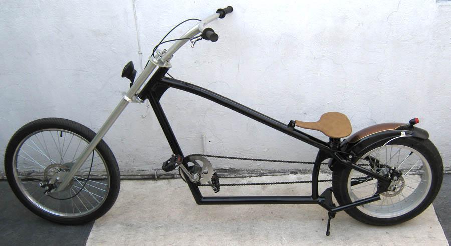 Mexico Chopper Bike, Illinois Recumbent Bike – AtomicZombie Builders Gallery