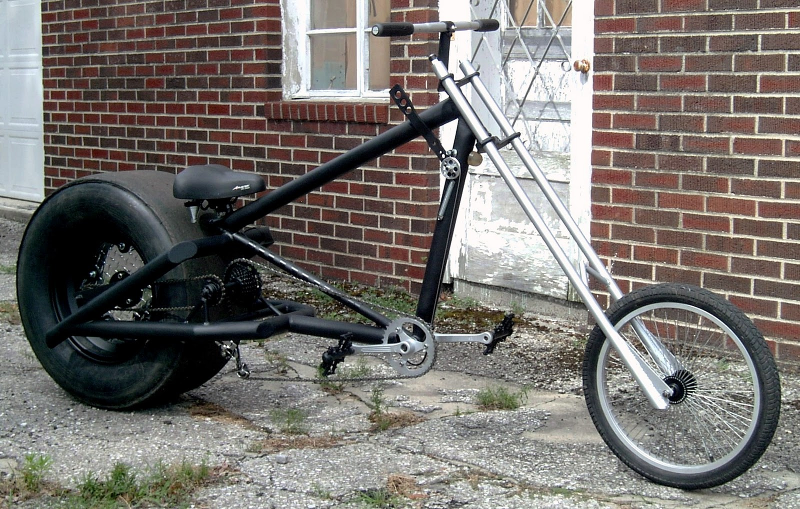 Bike Bicycle Chopper Tandem Recumbent Trike Electric Ebike