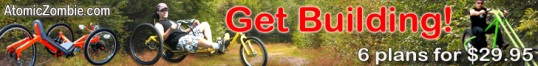 6 bike plans for under