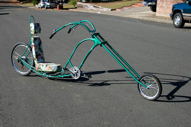 chopper recumbent