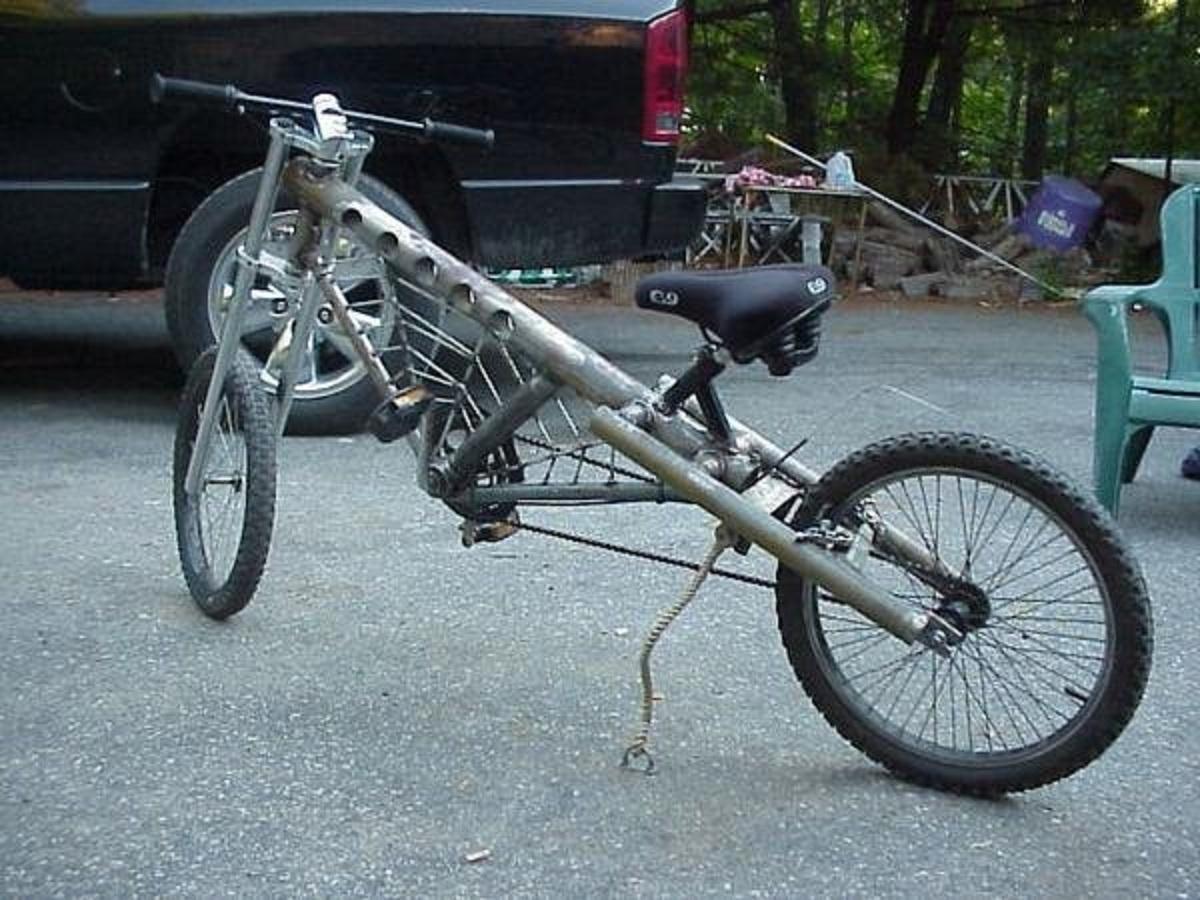 bike plans | Atomic Zombie™ Extreme Machines | Page 13