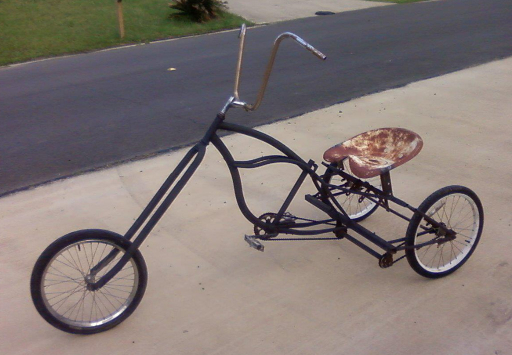 chopper bicycle by bbto - photo #25