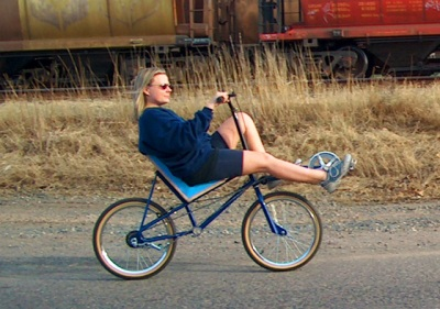 Build the KoolKat SWB recumbent