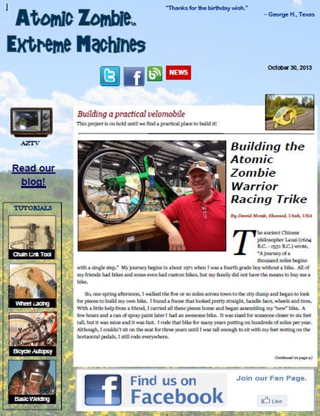 bike builders news