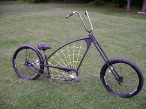chopper bike